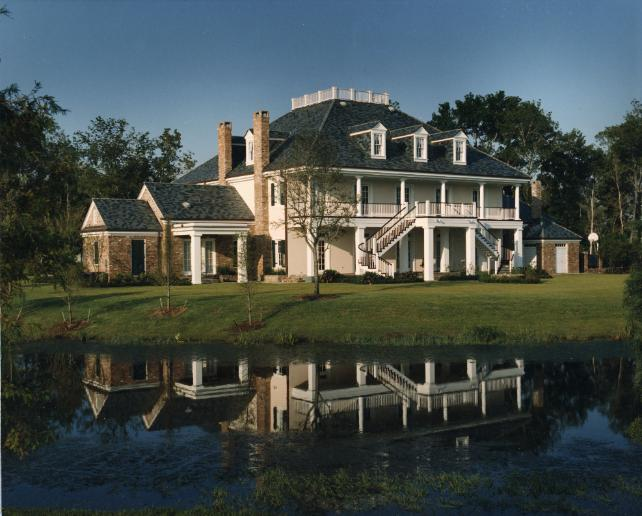 Domin bock architects portfolio for Metairie architects
